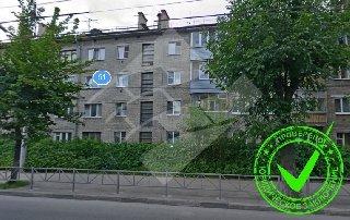 Продается 2-к квартира, 43.3 кв.м, 1/4 эт., Новая ул, 51