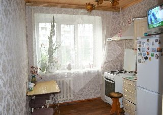 Продается 1-к квартира, 31.4 кв.м, 1/10 эт., Большая ул, 94