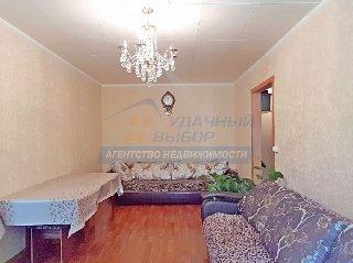 Продается 2-к квартира, 44.3 кв.м, 1/4 эт., Октябрьская ул, 47