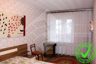 Продается 3-к квартира, 61 кв.м, 1/5 эт., Старореченская ул, 56