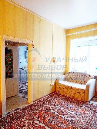 Продается 1-к квартира, 28 кв.м, 1/3 эт., Керамзавода ул, 21