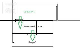 Продается  гараж, 35.5 кв.м, ул. Дорожная (Канищево), 1 к.2