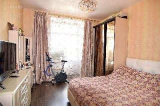 Продается 2-к квартира, 57.3 кв.м, 4/4 эт., ул. Братиславская, 25 к.1