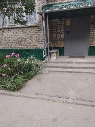 Продается 2-к квартира, 44 кв.м, 1/5 эт., ул. Крупской, 19 к.1