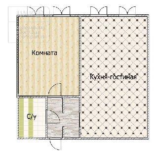 Продается 2-к квартира, 39 кв.м, 1/2 эт., ул. Предзаводская, 6 лит.А