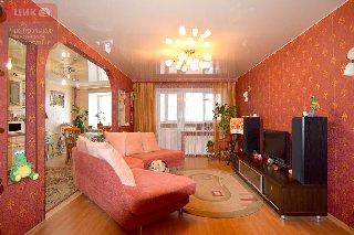 Продается 3-к квартира, 102.9 кв.м, 6/10 эт., ул. Интернациональная, 22 лит.А