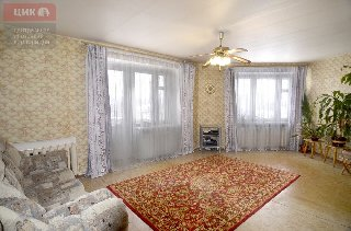 Продается 2-к квартира, 88.1 кв.м, 3/5 эт., ул. Старореченская, 2 к.2