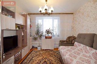 Продается 2-к квартира, 48.9 кв.м, 5/9 эт., ул. Нахимова, 68