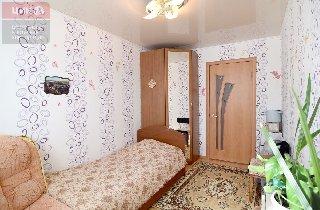 Продается 3-к квартира, 63.4 кв.м, 2/5 эт., ул. Корнилова, 2а