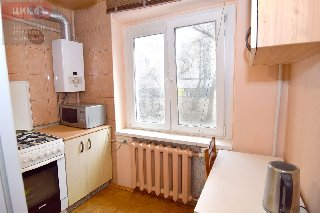 Продается 2-к квартира, 44.8 кв.м, 1/5 эт., ул. Подгорная, 3