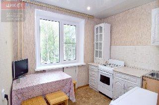 Продается 2-к квартира, 45.6 кв.м, 4/5 эт., ул. Крупской, 5