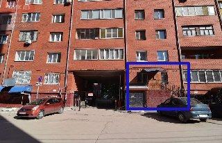 Продается  коммерческая, 48 кв.м, ул. Гагарина, 46