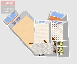 Продается 2-к квартира, 69.2 кв.м, 7/10 эт., проезд Окский, 7Б