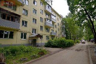 Продается 1-к квартира, 30.8 кв.м, 5/5 эт., ул. Островского, 31