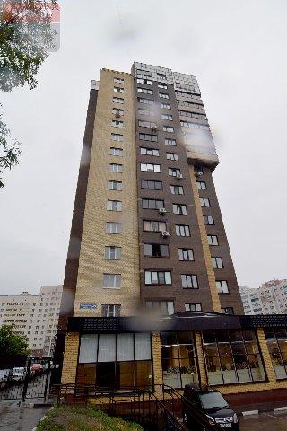 Продается 1-к квартира, 43.7 кв.м, 13/16 эт., ш. Касимовское, 49